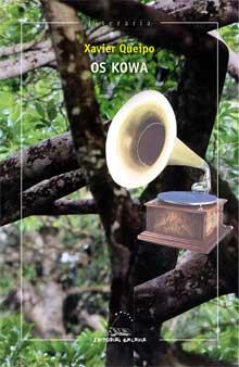 Portada de Os Kowa. Autor