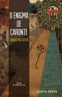 Portada de O enigma de Caronte. Autor