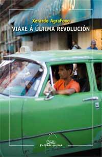 Portada de Viaxe á última revolución. Autor