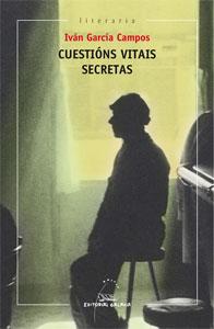 Portada de Cuestións vitais secretas. Autor
