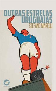 Portada de Outras estrelas uruguaias. Autor   Moisés Rodríguez Barcia