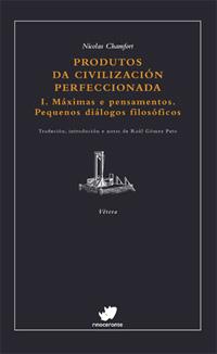 Portada de Produtos da civilización perfeccionada. Autor   Raúl Gómez Pato