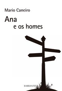 Portada de Ana e os homes