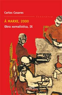 Portada de Á marxe, 2000. Autor