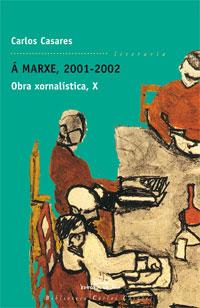 Portada de Á marxe, 2001-2002. Autor