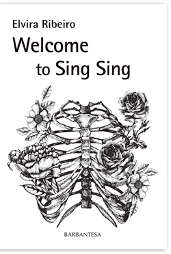 Portada de Welcome to Sing Sing. Autor   Elvira Riveiro Tobío