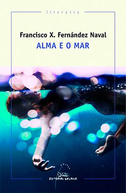 Portada de Alma e o mar. Autor