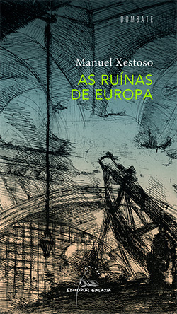 Portada de As ruínas de Europa. Autor