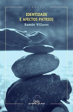 Portada de Identidade e afectos patrios. Autor   Ramón Villares Paz