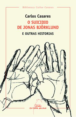 Portada de O suicidio de Jonas Björklung e outras historias