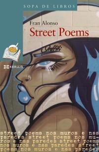 Portada de Street Poems. Autor   Fran Alonso