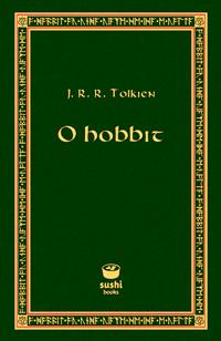 Portada de O Hobbit. Autor   Moisés Rodríguez Barcia