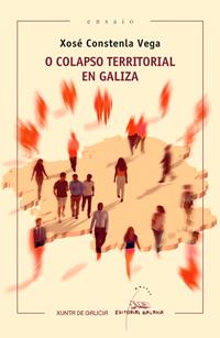 Portada de O colapso territorial en Galiza