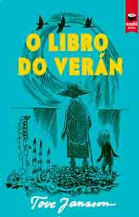 Portada de O libro do Verán. Autor   Moisés Rodríguez Barcia
