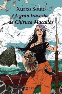 Portada de A gran travesía de Chiruca Macallás