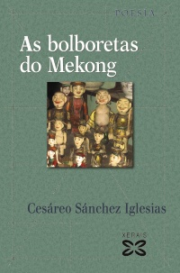 Portada de As bolboretas do Mekong