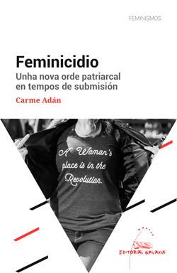 Portada de Feminicidio. Autor   Carme Adán