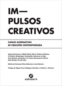 Portada de Im-pulsos creativos. Autor   Lucía Romaní