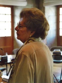 Falece Blanca Jiménez, presidenta de honra da Fundación Penzol